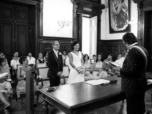 Le mariage de J-C et Christine à Poitiers, Vienne 17