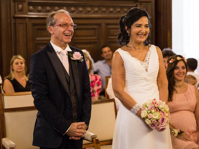 Le mariage de J-C et Christine à Poitiers, Vienne 18