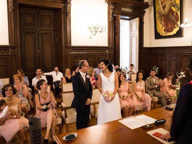 Le mariage de J-C et Christine à Poitiers, Vienne 21
