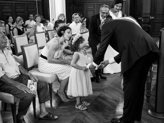 Le mariage de J-C et Christine à Poitiers, Vienne 22