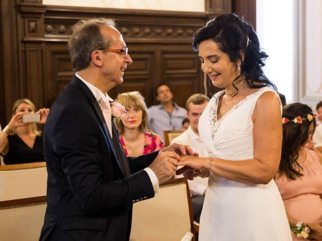 Le mariage de J-C et Christine à Poitiers, Vienne 26