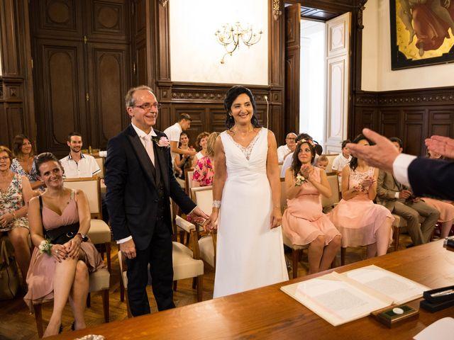 Le mariage de J-C et Christine à Poitiers, Vienne 28