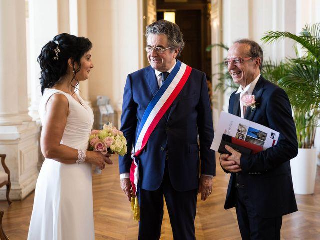 Le mariage de J-C et Christine à Poitiers, Vienne 37