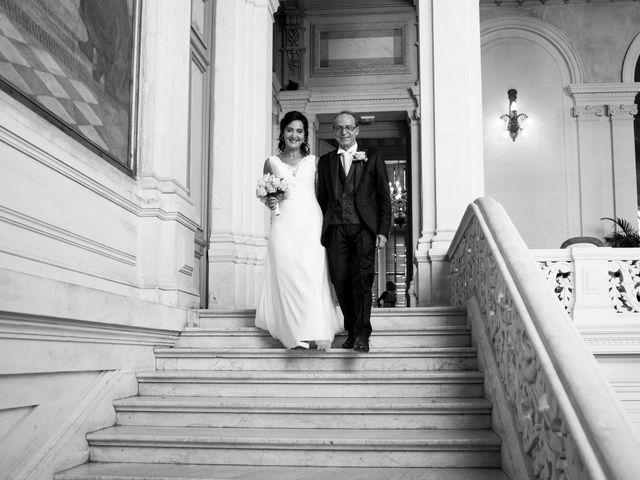 Le mariage de J-C et Christine à Poitiers, Vienne 39