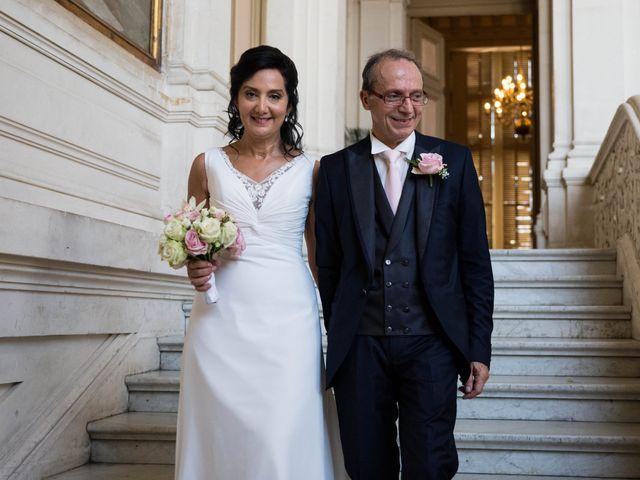 Le mariage de J-C et Christine à Poitiers, Vienne 40
