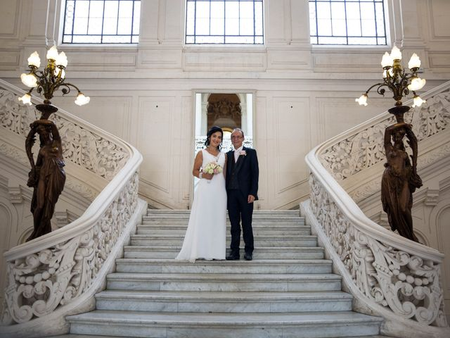 Le mariage de J-C et Christine à Poitiers, Vienne 41