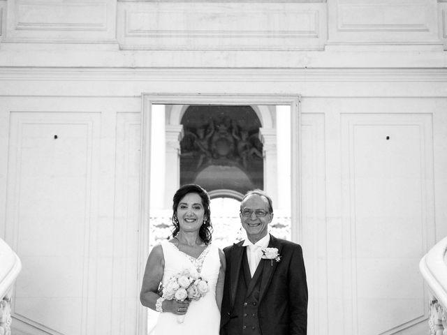 Le mariage de J-C et Christine à Poitiers, Vienne 42