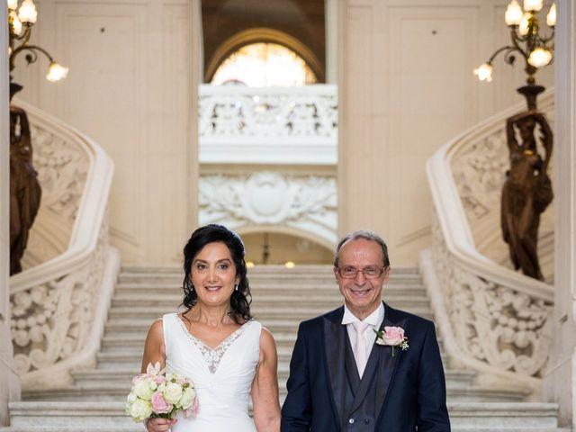 Le mariage de J-C et Christine à Poitiers, Vienne 43