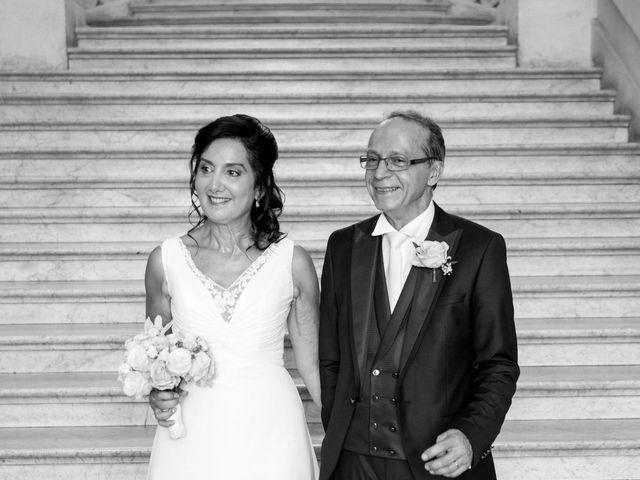 Le mariage de J-C et Christine à Poitiers, Vienne 44