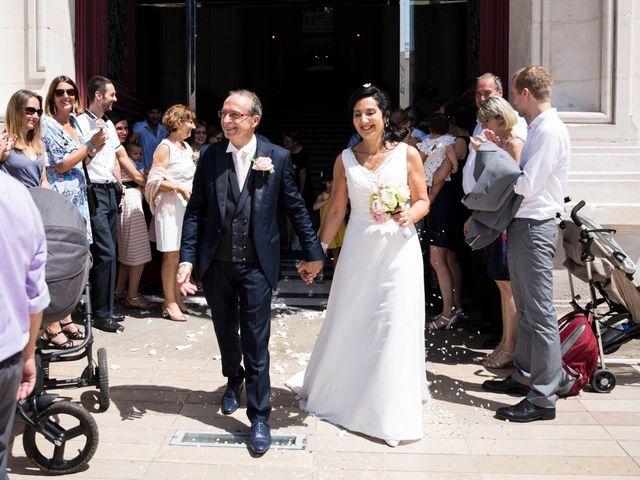 Le mariage de J-C et Christine à Poitiers, Vienne 46