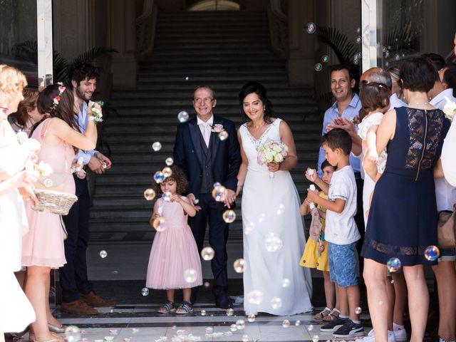Le mariage de J-C et Christine à Poitiers, Vienne 48
