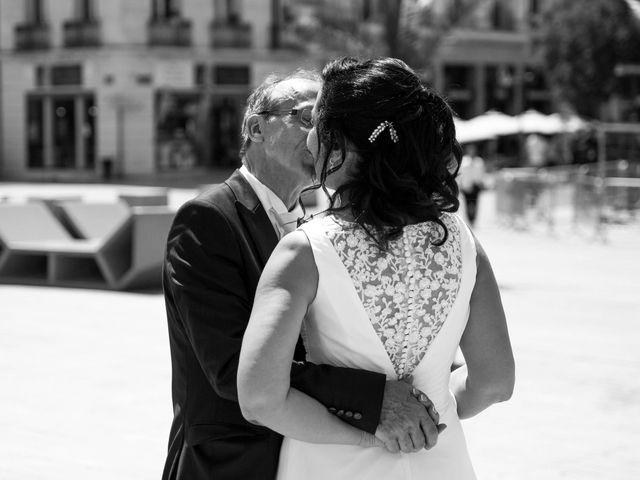 Le mariage de J-C et Christine à Poitiers, Vienne 49