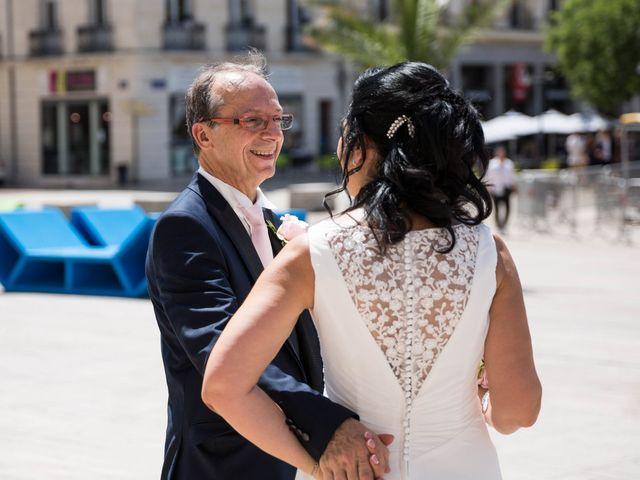 Le mariage de J-C et Christine à Poitiers, Vienne 50
