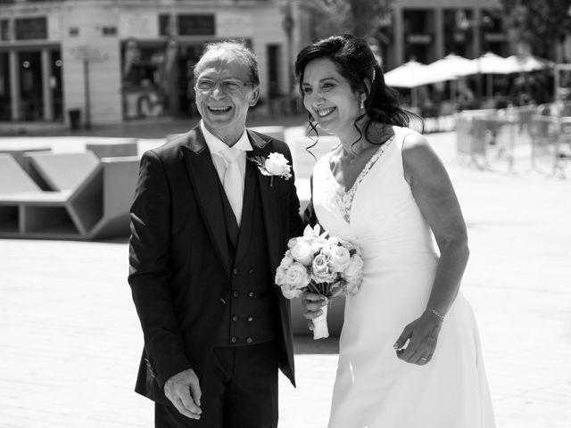 Le mariage de J-C et Christine à Poitiers, Vienne 51