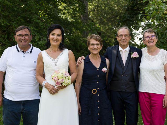 Le mariage de J-C et Christine à Poitiers, Vienne 55