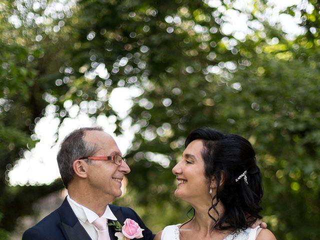 Le mariage de J-C et Christine à Poitiers, Vienne 65
