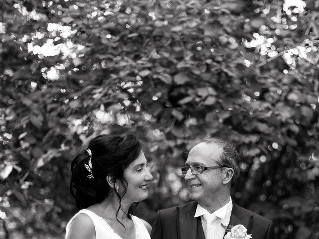 Le mariage de J-C et Christine à Poitiers, Vienne 67