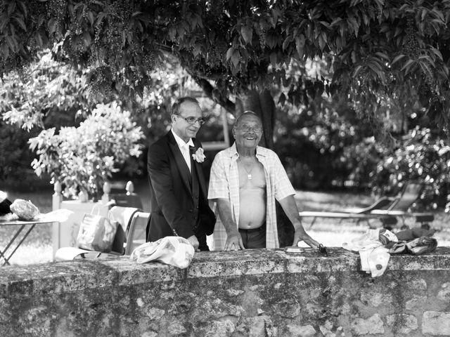 Le mariage de J-C et Christine à Poitiers, Vienne 85