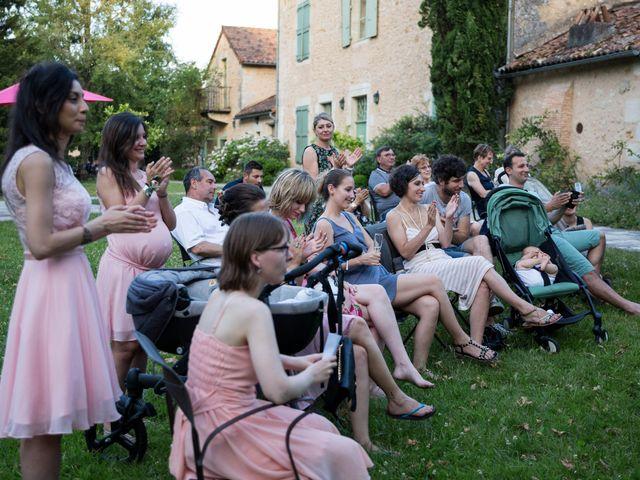 Le mariage de J-C et Christine à Poitiers, Vienne 125