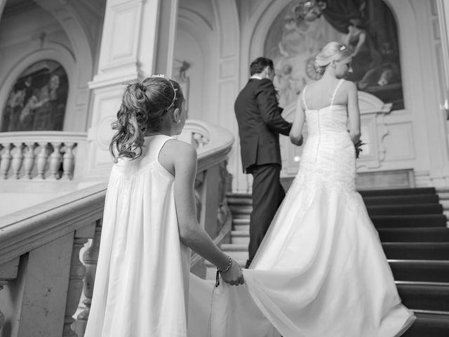 Le mariage de Fabrice et Caroline à Limoges, Haute-Vienne 8