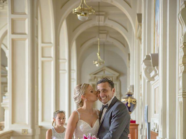 Le mariage de Fabrice et Caroline à Limoges, Haute-Vienne 9