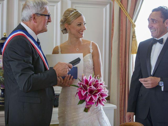 Le mariage de Fabrice et Caroline à Limoges, Haute-Vienne 10