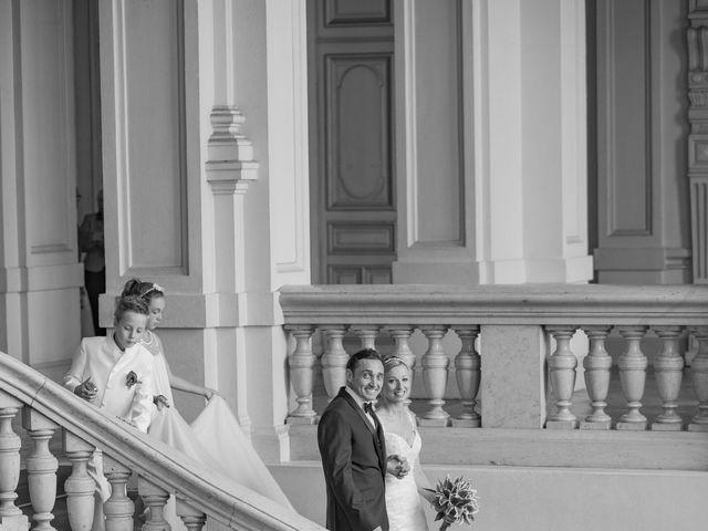 Le mariage de Fabrice et Caroline à Limoges, Haute-Vienne 11