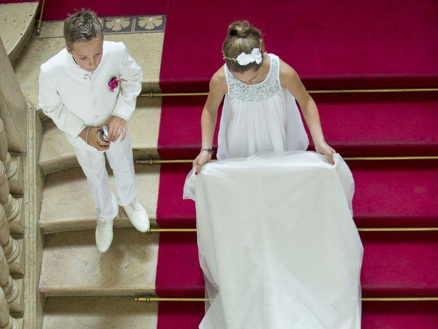 Le mariage de Fabrice et Caroline à Limoges, Haute-Vienne 12