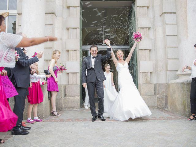 Le mariage de Fabrice et Caroline à Limoges, Haute-Vienne 13
