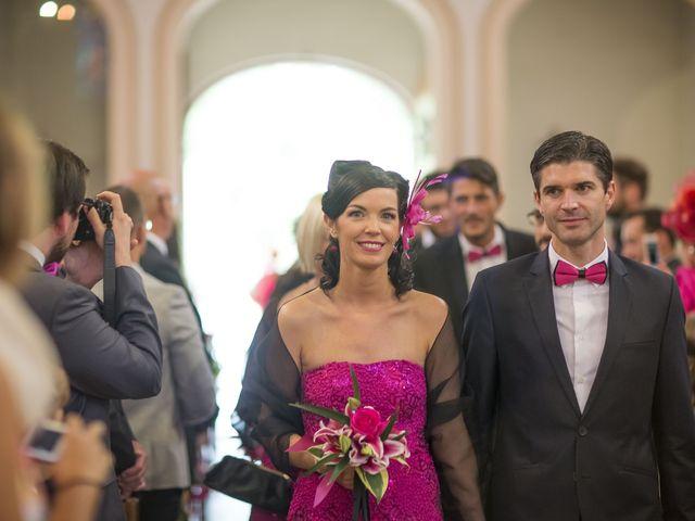 Le mariage de Fabrice et Caroline à Limoges, Haute-Vienne 18
