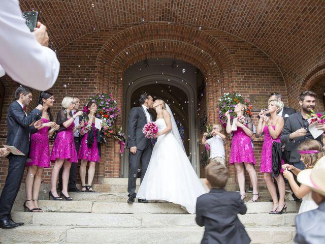 Le mariage de Fabrice et Caroline à Limoges, Haute-Vienne 28