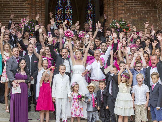 Le mariage de Fabrice et Caroline à Limoges, Haute-Vienne 30