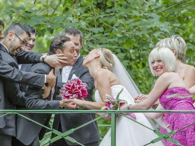 Le mariage de Fabrice et Caroline à Limoges, Haute-Vienne 31