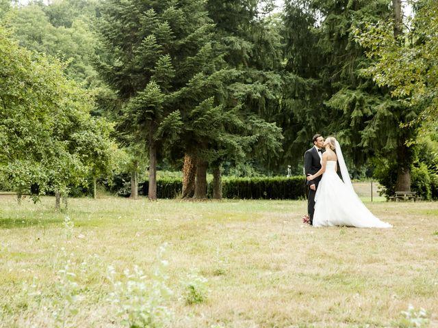 Le mariage de Fabrice et Caroline à Limoges, Haute-Vienne 35