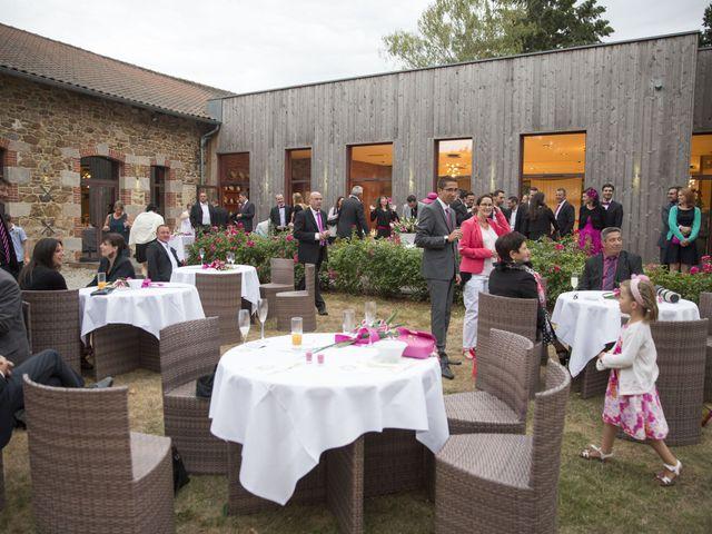 Le mariage de Fabrice et Caroline à Limoges, Haute-Vienne 69