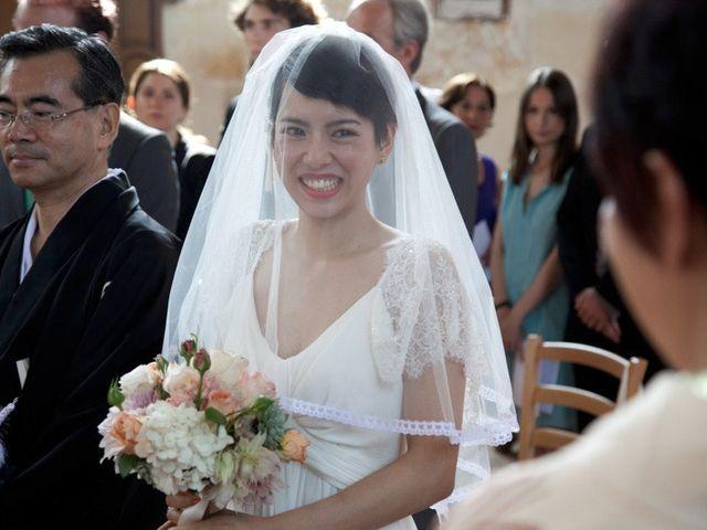 Le mariage de Louis et Hanako à Sorel-Moussel, Eure-et-Loir 11