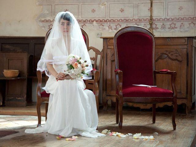 Le mariage de Louis et Hanako à Sorel-Moussel, Eure-et-Loir 12