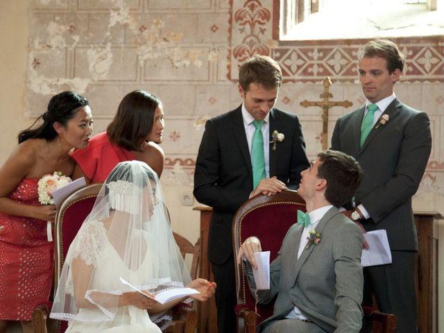 Le mariage de Louis et Hanako à Sorel-Moussel, Eure-et-Loir 15