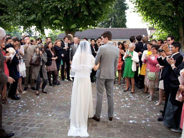 Le mariage de Louis et Hanako à Sorel-Moussel, Eure-et-Loir 18