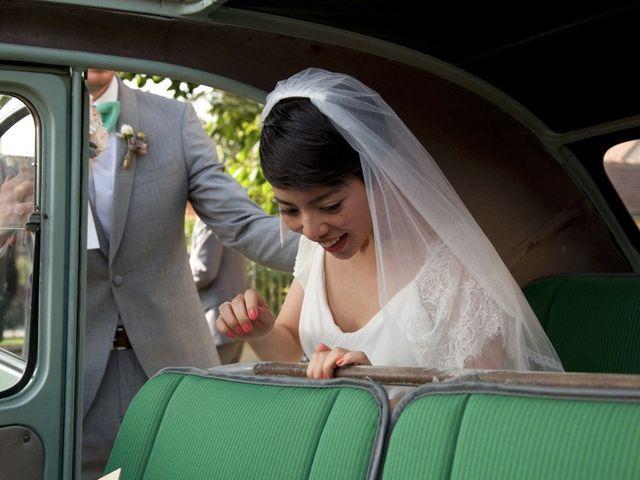 Le mariage de Louis et Hanako à Sorel-Moussel, Eure-et-Loir 19