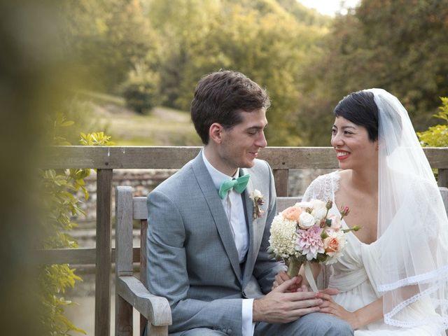 Le mariage de Louis et Hanako à Sorel-Moussel, Eure-et-Loir 24