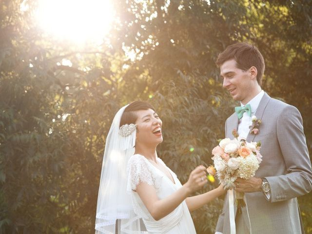 Le mariage de Louis et Hanako à Sorel-Moussel, Eure-et-Loir 1