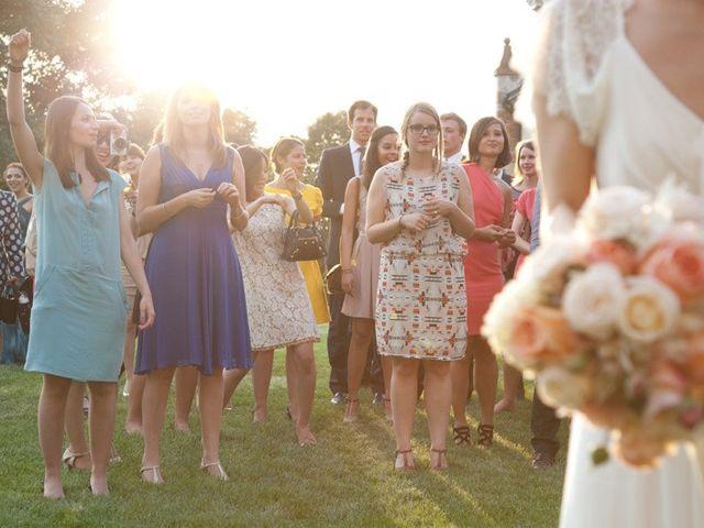 Le mariage de Louis et Hanako à Sorel-Moussel, Eure-et-Loir 28