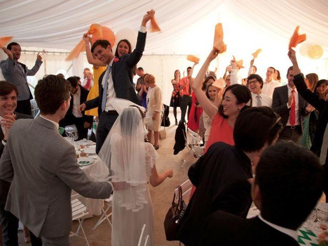 Le mariage de Louis et Hanako à Sorel-Moussel, Eure-et-Loir 31