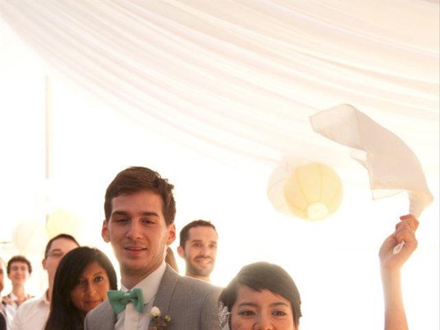 Le mariage de Louis et Hanako à Sorel-Moussel, Eure-et-Loir 32