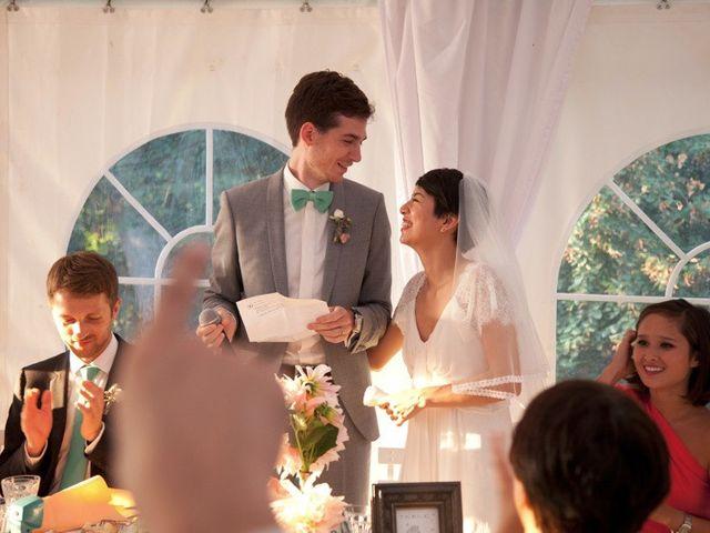 Le mariage de Louis et Hanako à Sorel-Moussel, Eure-et-Loir 33