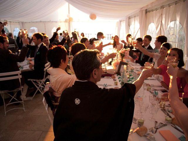 Le mariage de Louis et Hanako à Sorel-Moussel, Eure-et-Loir 34