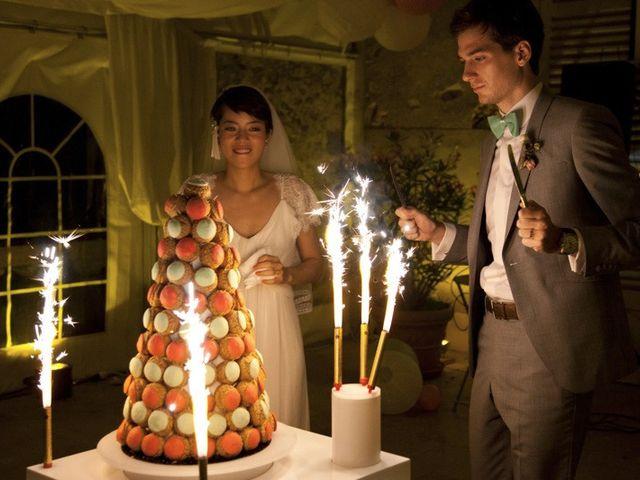 Le mariage de Louis et Hanako à Sorel-Moussel, Eure-et-Loir 39