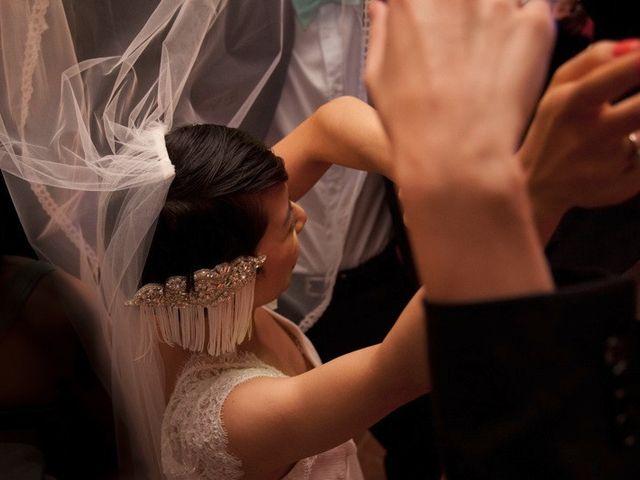 Le mariage de Louis et Hanako à Sorel-Moussel, Eure-et-Loir 44