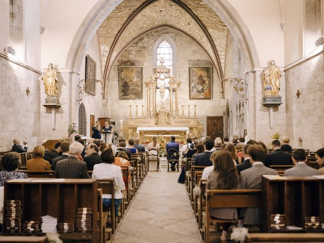 Le mariage de Pierre et Laure à Orange, Vaucluse 18